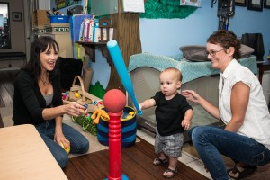 The Inclusion Program helps children in child care with developmental concerns or special needs.